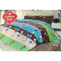 Blankets cottonbox Model-prestige